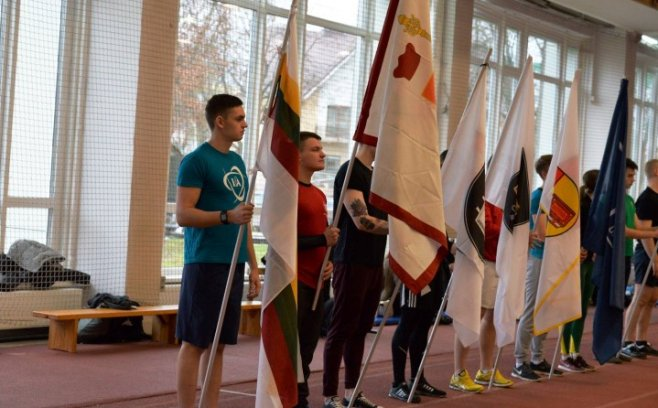 "Lithuanian Students' Olympic Festival – ""The Olympic Knowledge Quizz"""