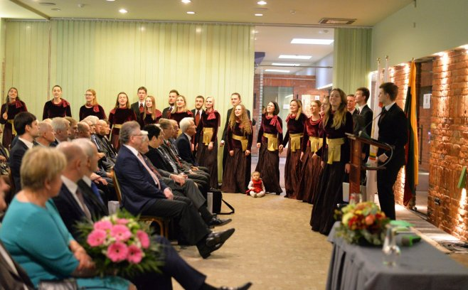 Anniversary of the Lithuanian Olympic Academy